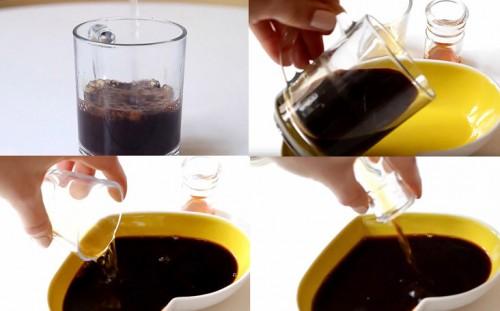 Готовим кофейную смесь