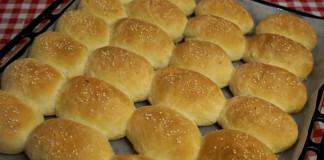 Постные пирожки c капустой