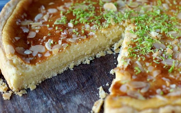 Пирог лимонныйы с фото