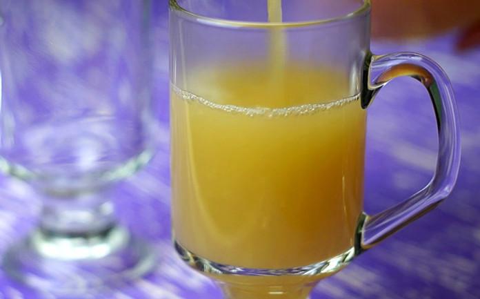 Безалкогольный глинтвейн