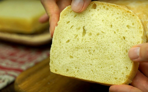 Кусочех хлеба