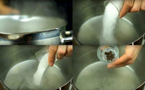 Кипятим воду
